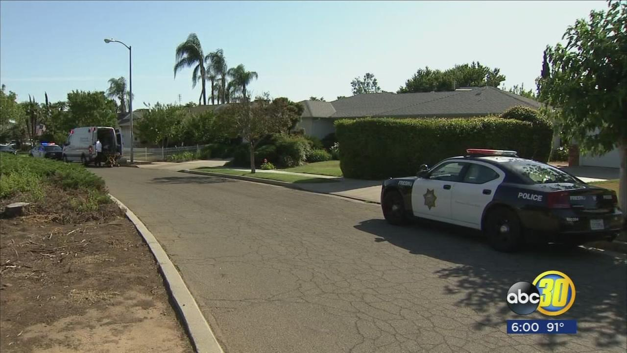 Man found dead in pool in Northeast Fresno