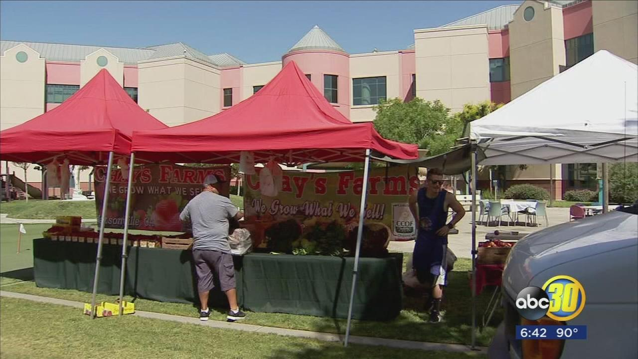 New farmers markets headed to your neighborhood