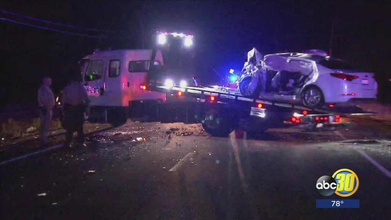 Fresno County crash leaves 2 dead; pregnant victim gives birth and dies