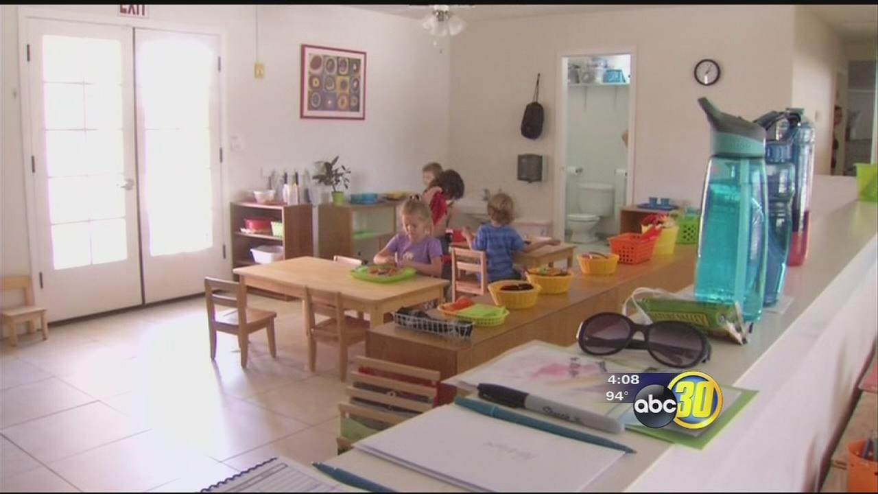 Private preschool is growing up in Visalia