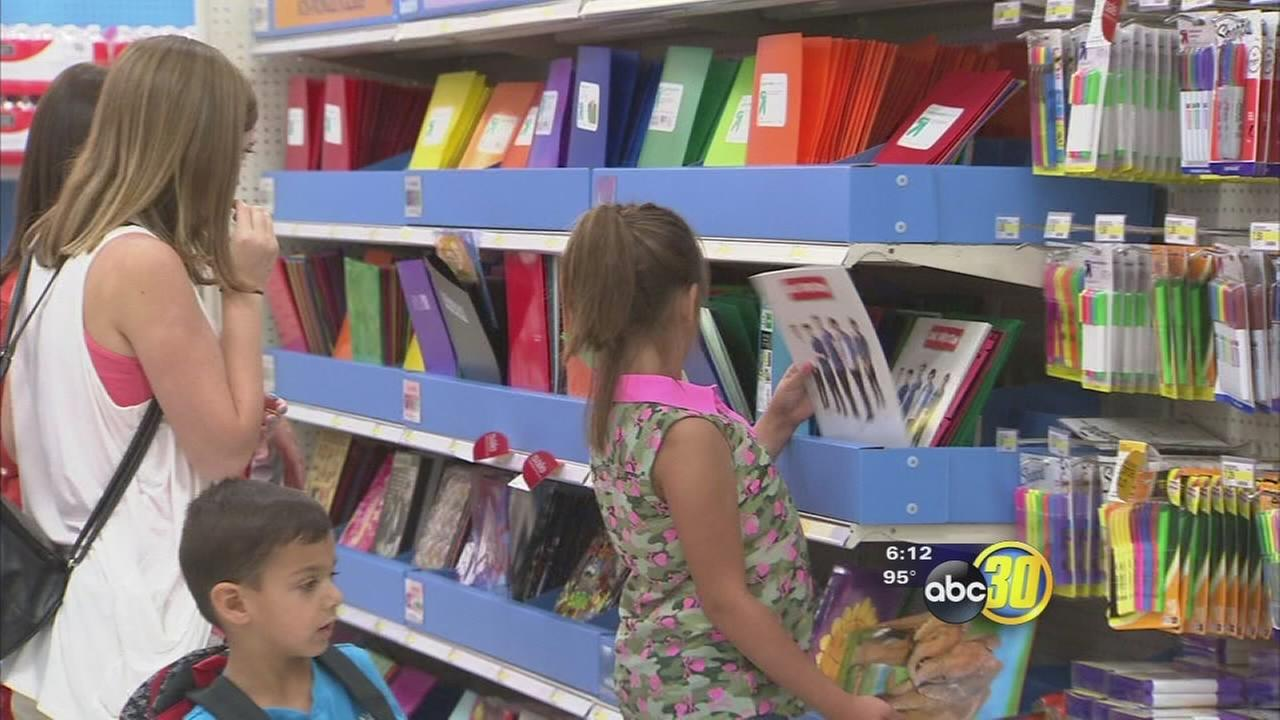 Smarter back-to-school shopping