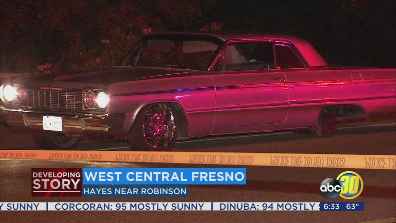 Man hit and killed by van in Northwest Fresno