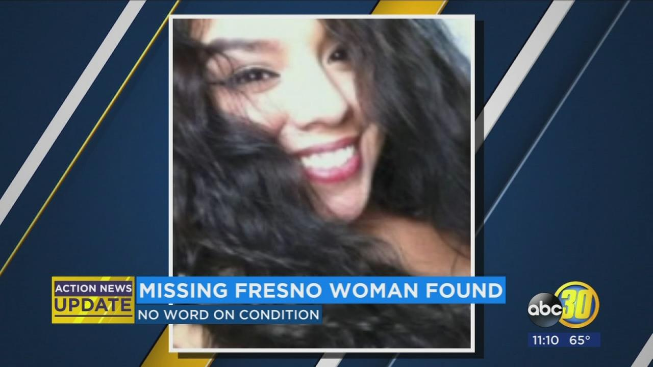 Fresno Police say missing woman has been found