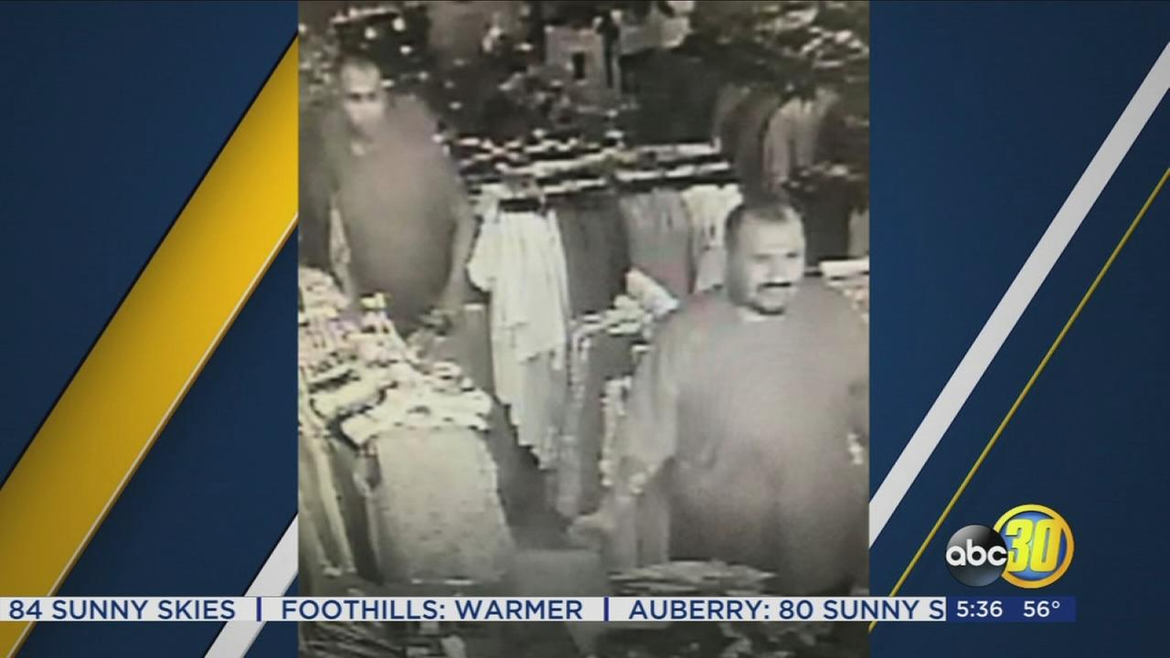 Parlier Police looking for suspects in strong arm robbery