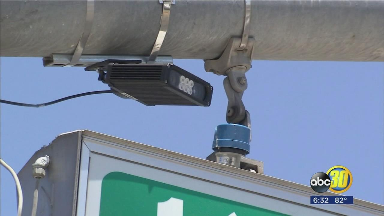 Merced Police hope new license plate readers will catch violent criminals
