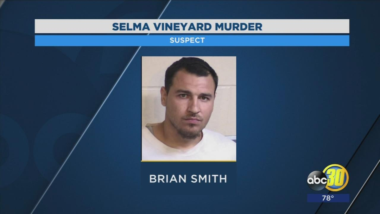 Fresno County Sheriffs Office arrest man on murder charges for body found in vineyard