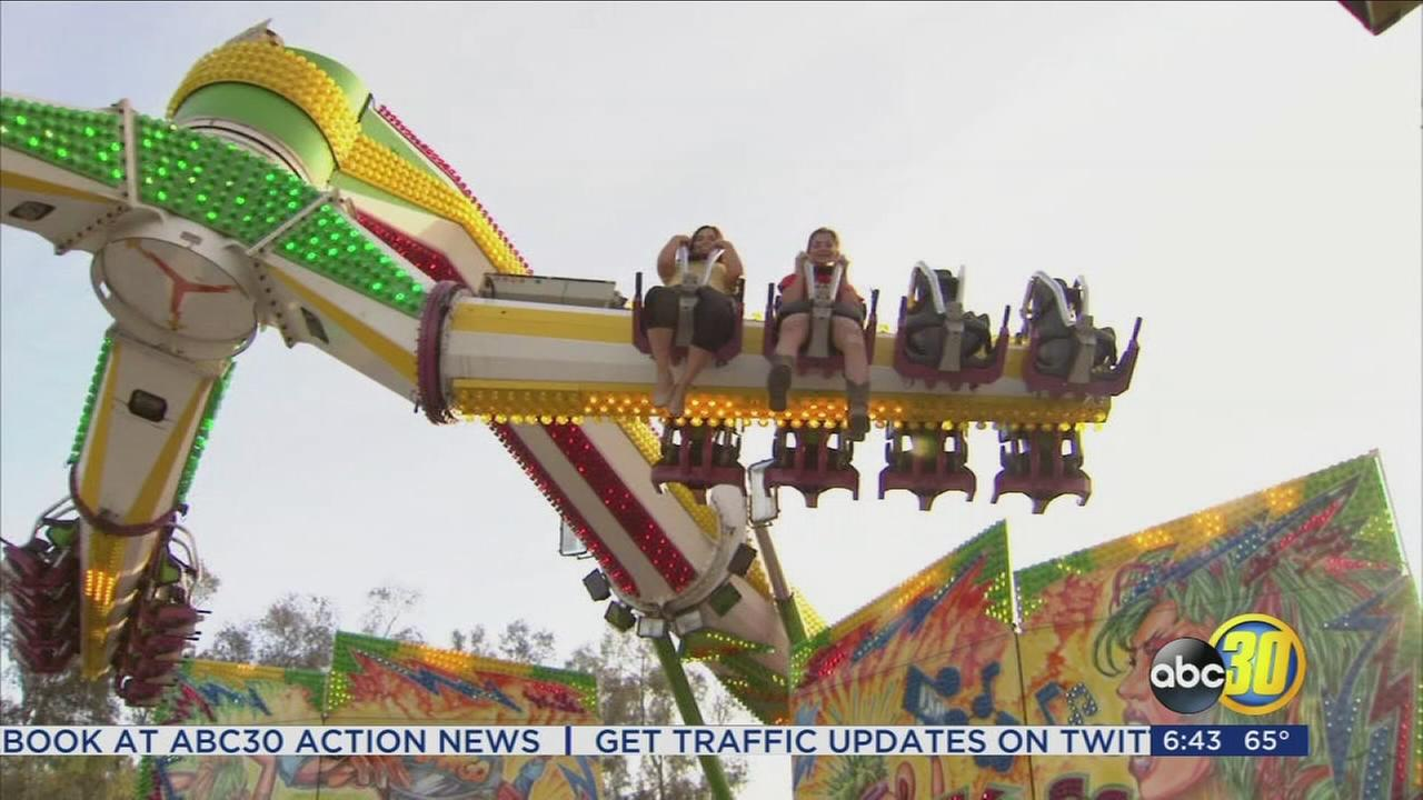 Kings Fair prepares to open