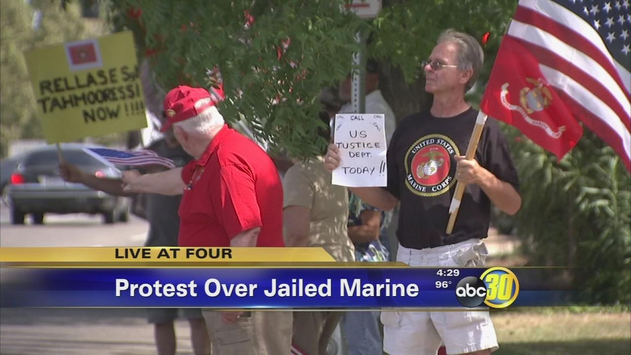 Valley veterans urging Mexico to release Marine