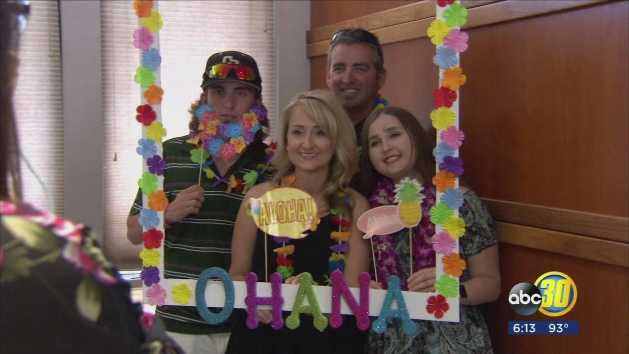 Junior at El Diamante High School in Visalia is heading to Hawaii after getting her wish granted