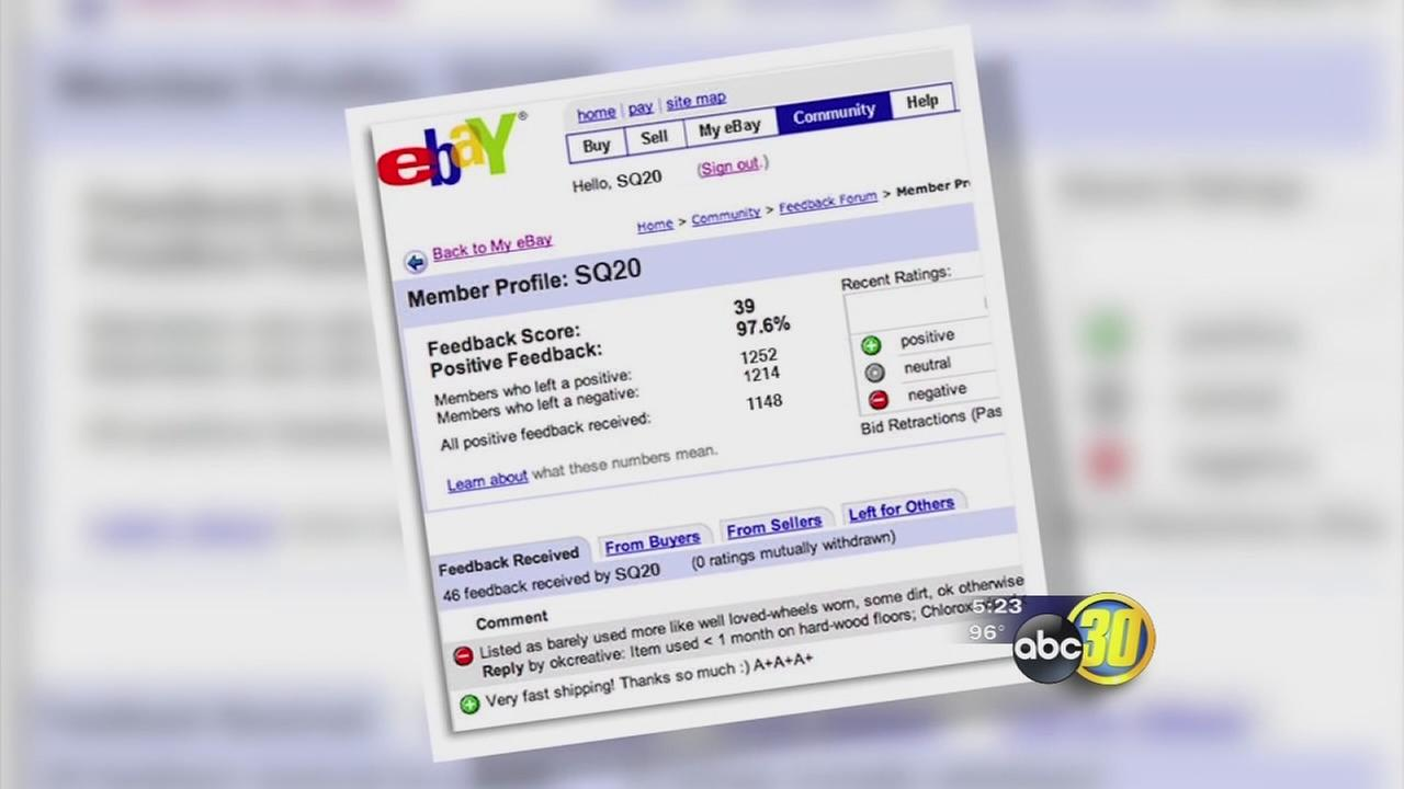Protecting yourself from eBay scams