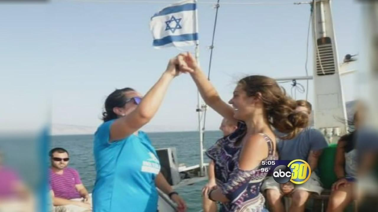 Fresno woman worried over Israel travel ban