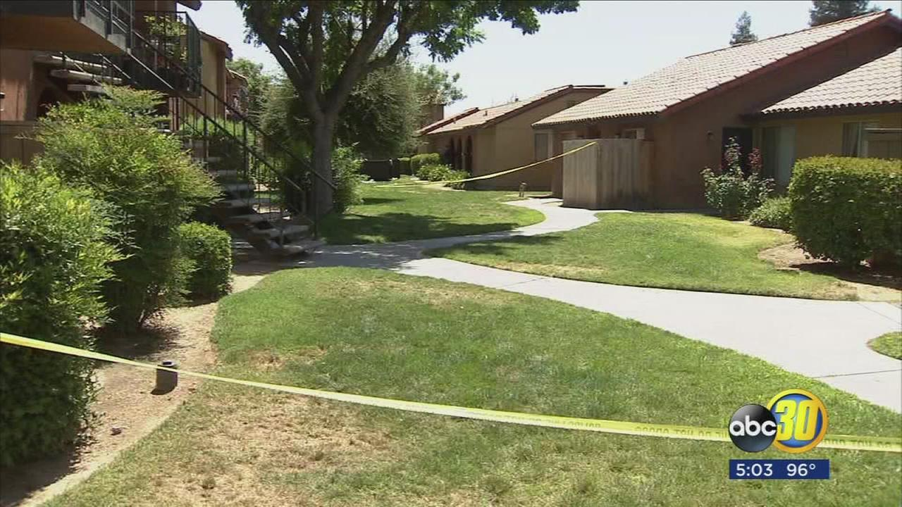 Police investigating the deaths of two people in West Central Fresno