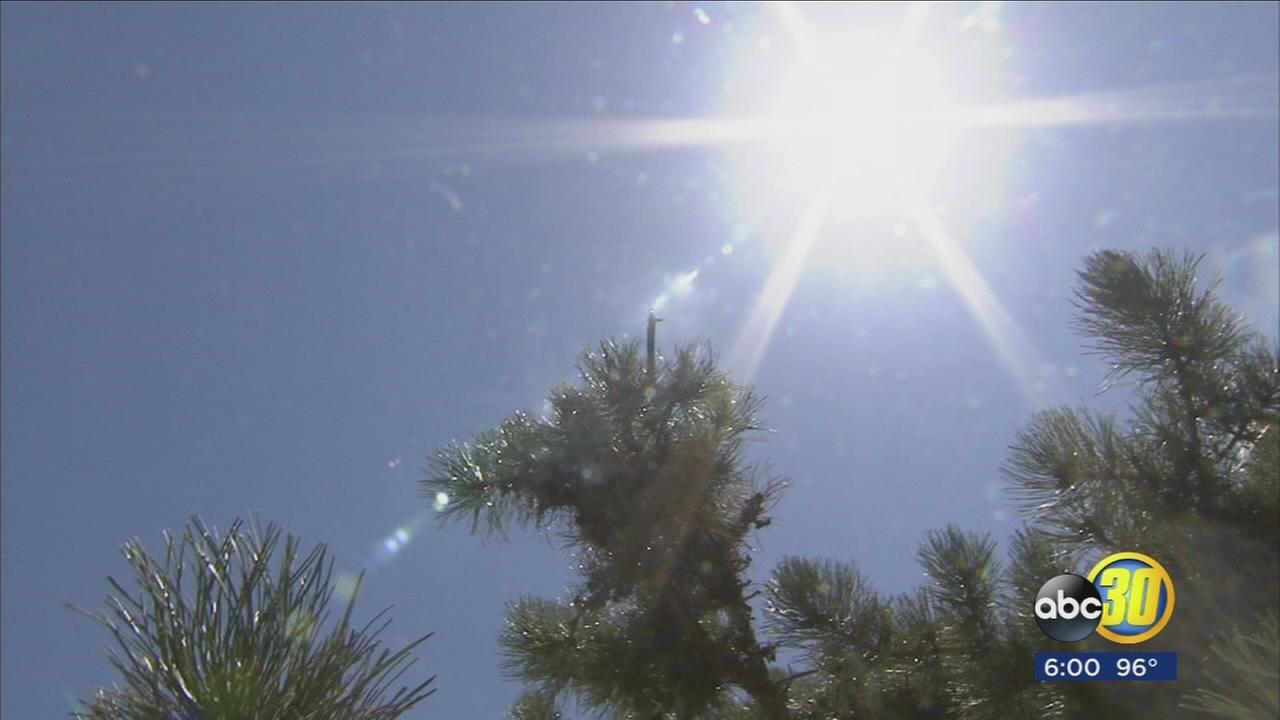 Extremely high temperatures raise some concern for health and safety of Valley residents