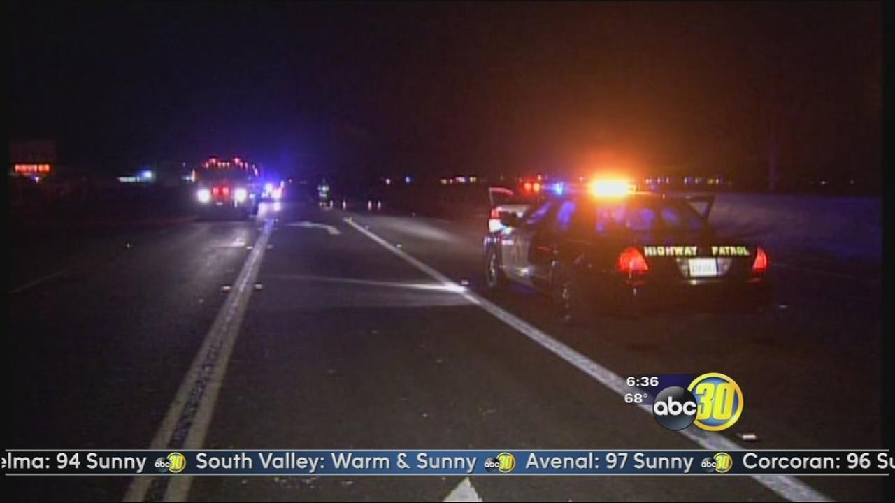 Womans body found in road north of Merced