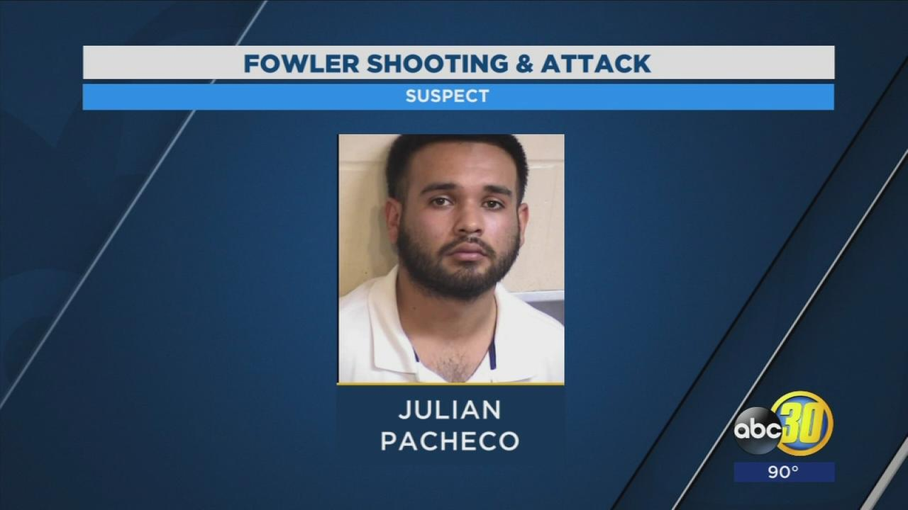 Arrest made in connection with attack in Fowler at slumber party