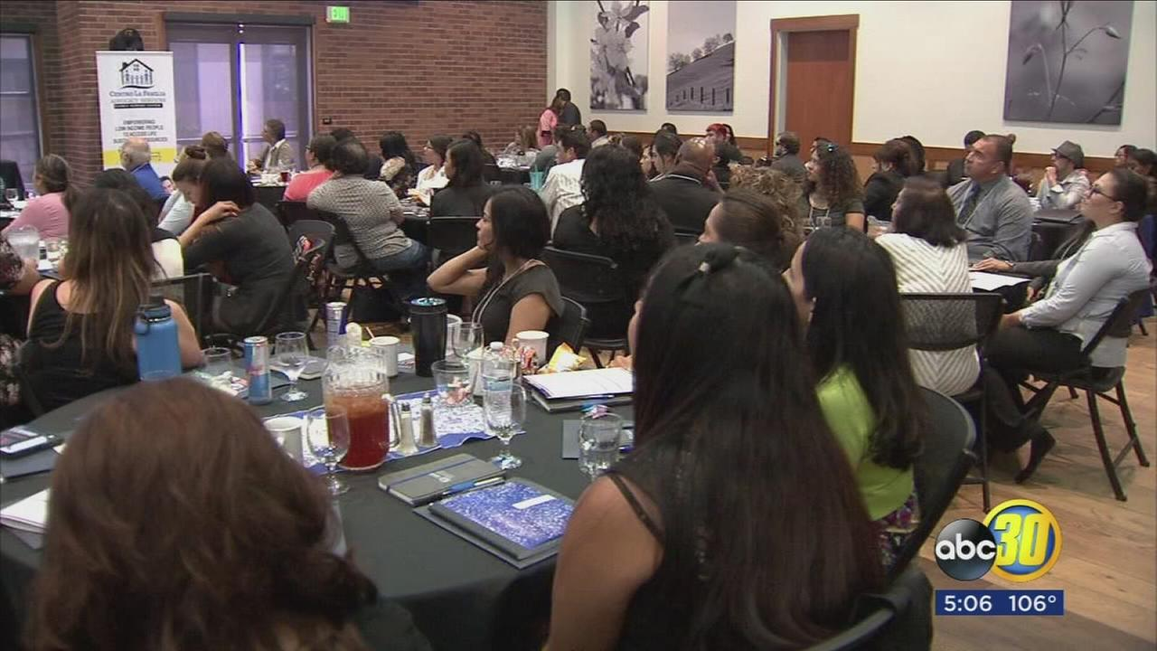 Event held to teach people how to identify human trafficking and other crimes