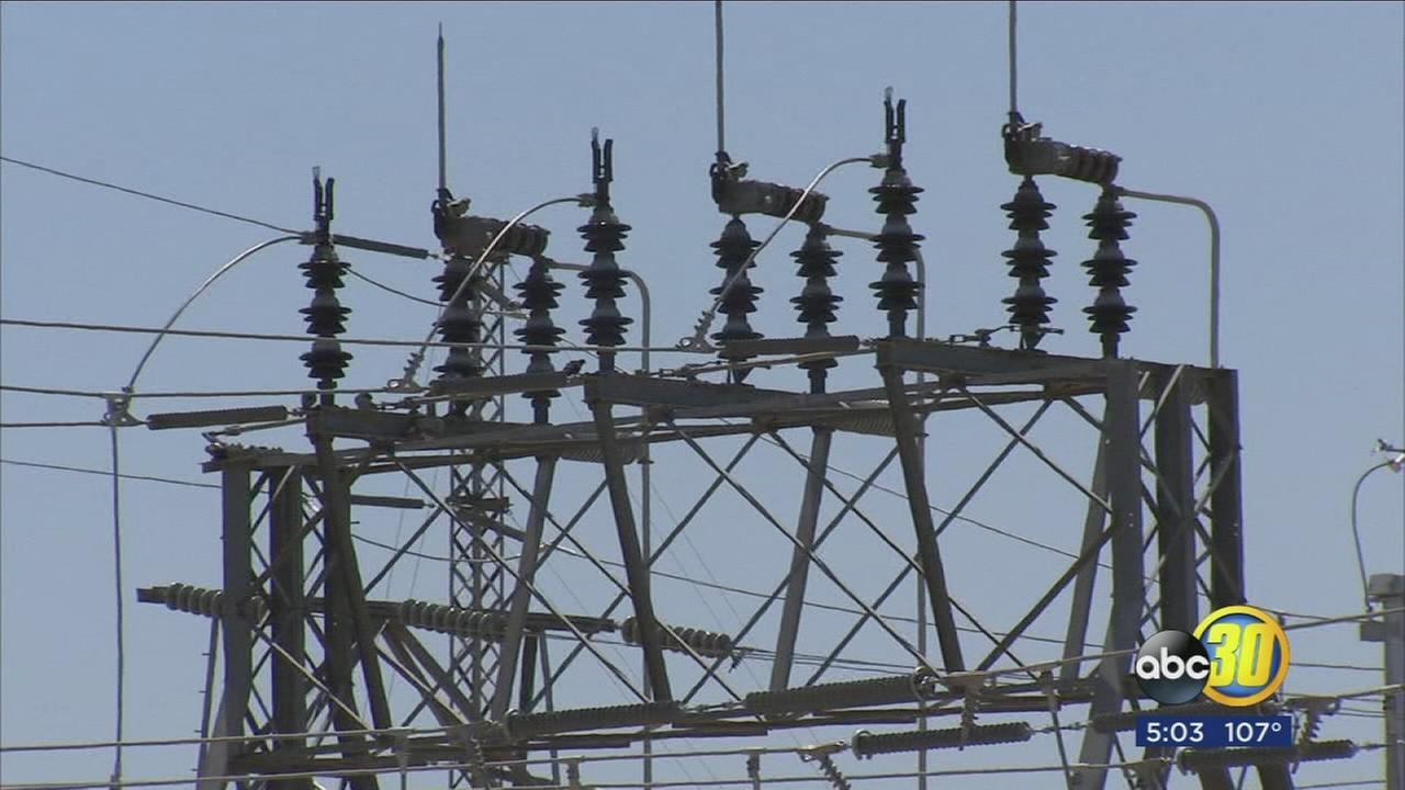 PG&E says they could break potential record for the greatest power demand in their systems history