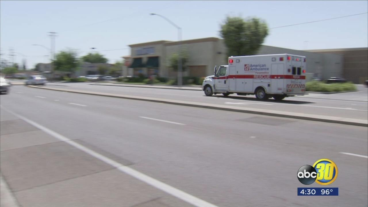 Emergency room visits spike in Fresno during heat wave