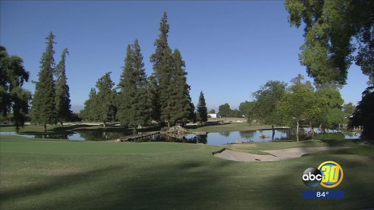 Residents survey damage as flooded Kings River Golf and Country Club recovers