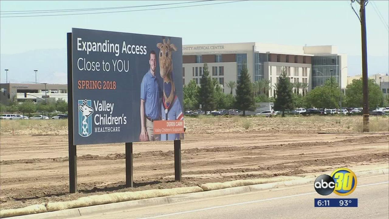Valley Childrens Hospital is expanding access to all Valley families with campus in Clovis