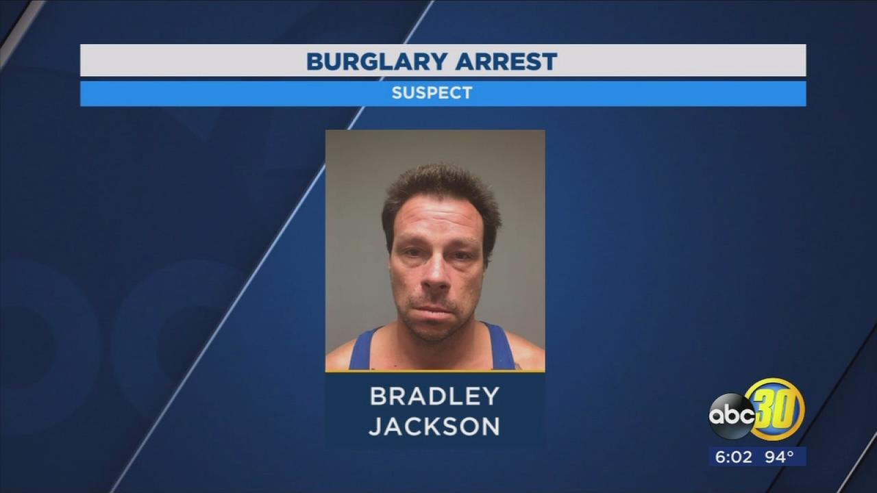 Clovis Police arrest suspect connected to burglary at hobby store
