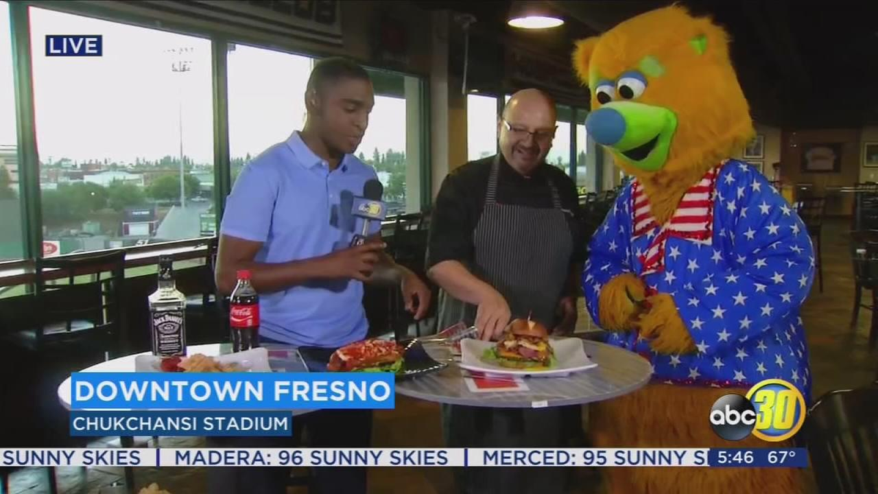 Fresno Tacos to take the field for 4th of July Fireworks Extravaganza