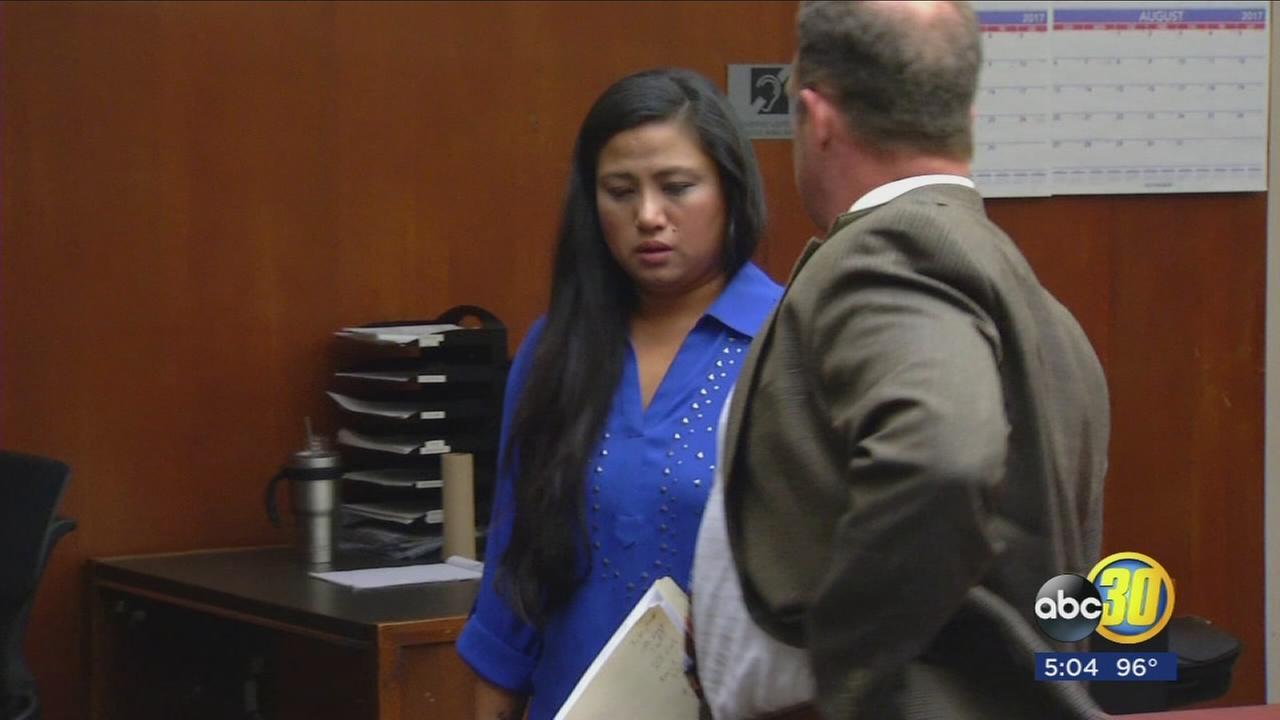 Desie Horton sentenced to 180 days in jail, 3 years probation in child death case