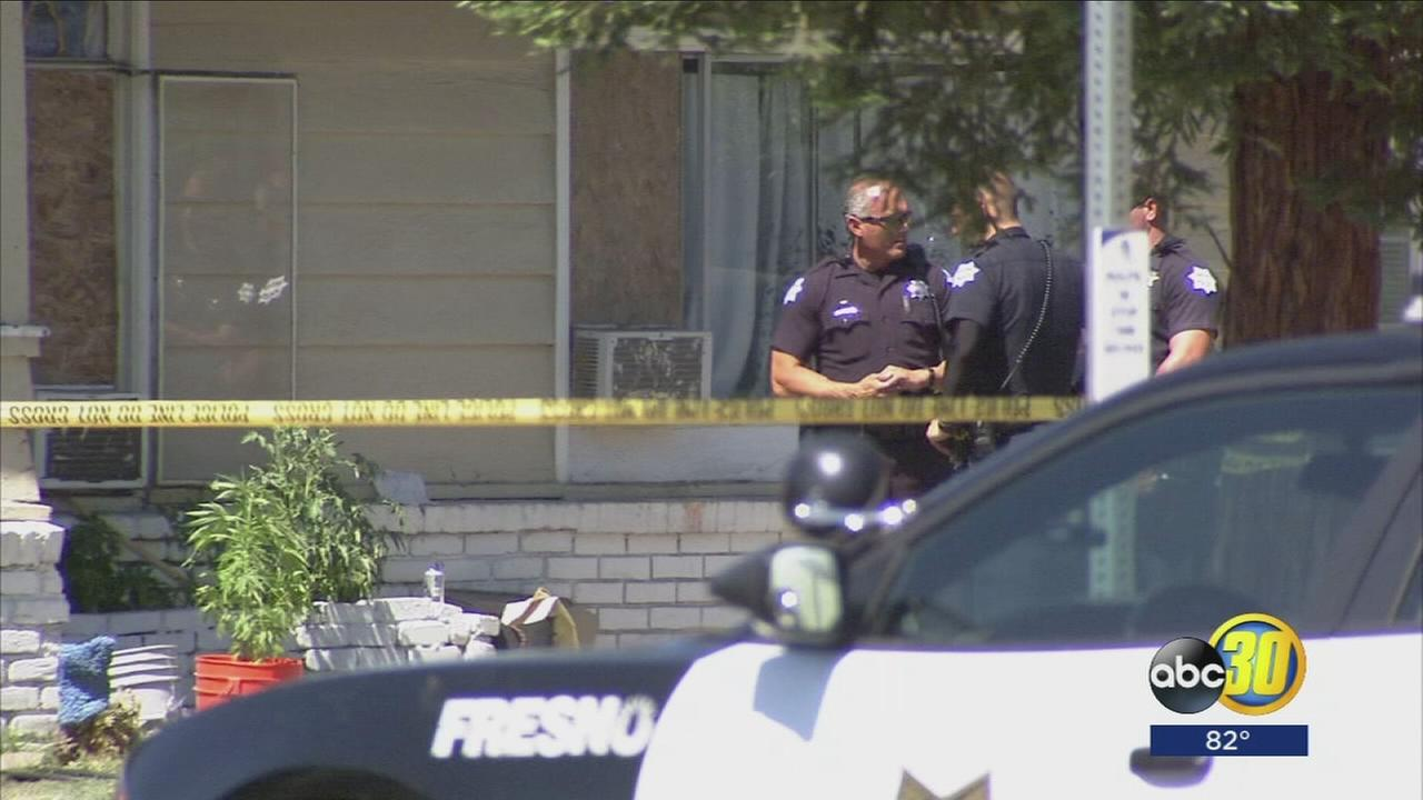Shooting leaves man dead in East Central Fresno