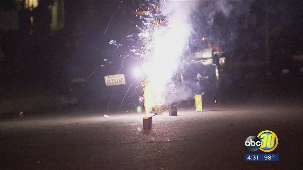 Valley air officials warn of spike in poor air quality during Fourth of July celebrations