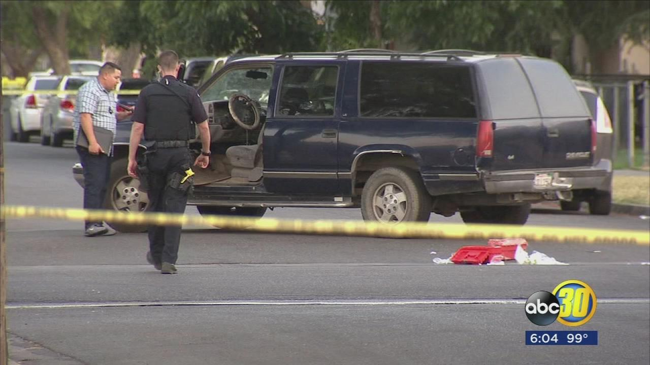 Farmworker gunned down as he picked up co-worker in central Fresno