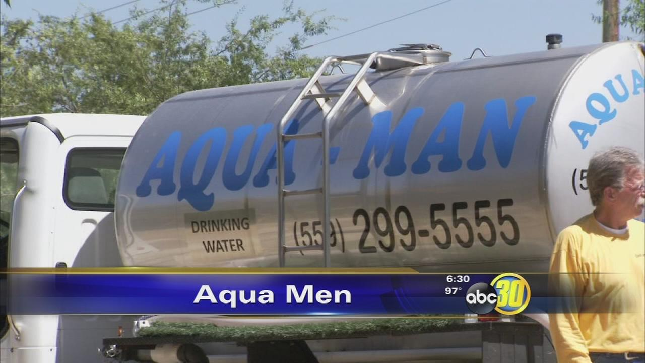 drought tanks aqua man
