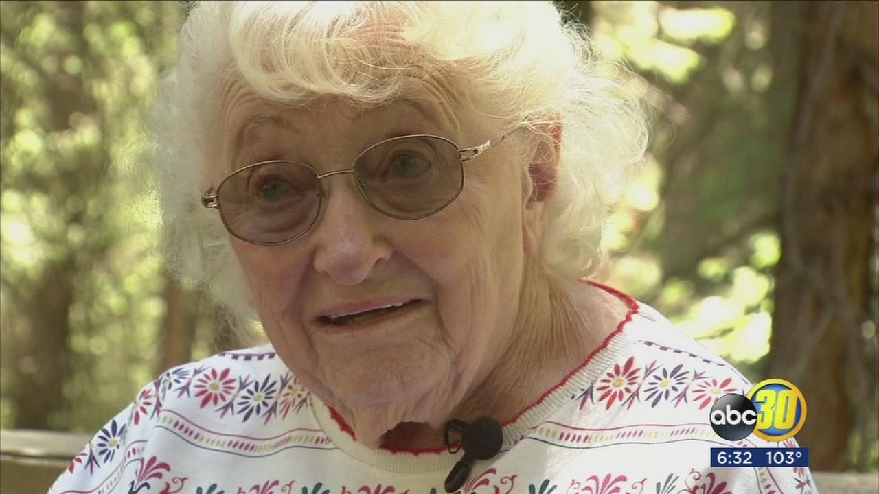 Local woman goes to national park every 4th of July to remember a lost loved one