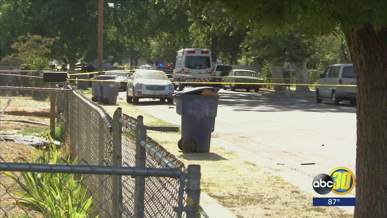 Police investigating homicide after shooting in Central Fresno