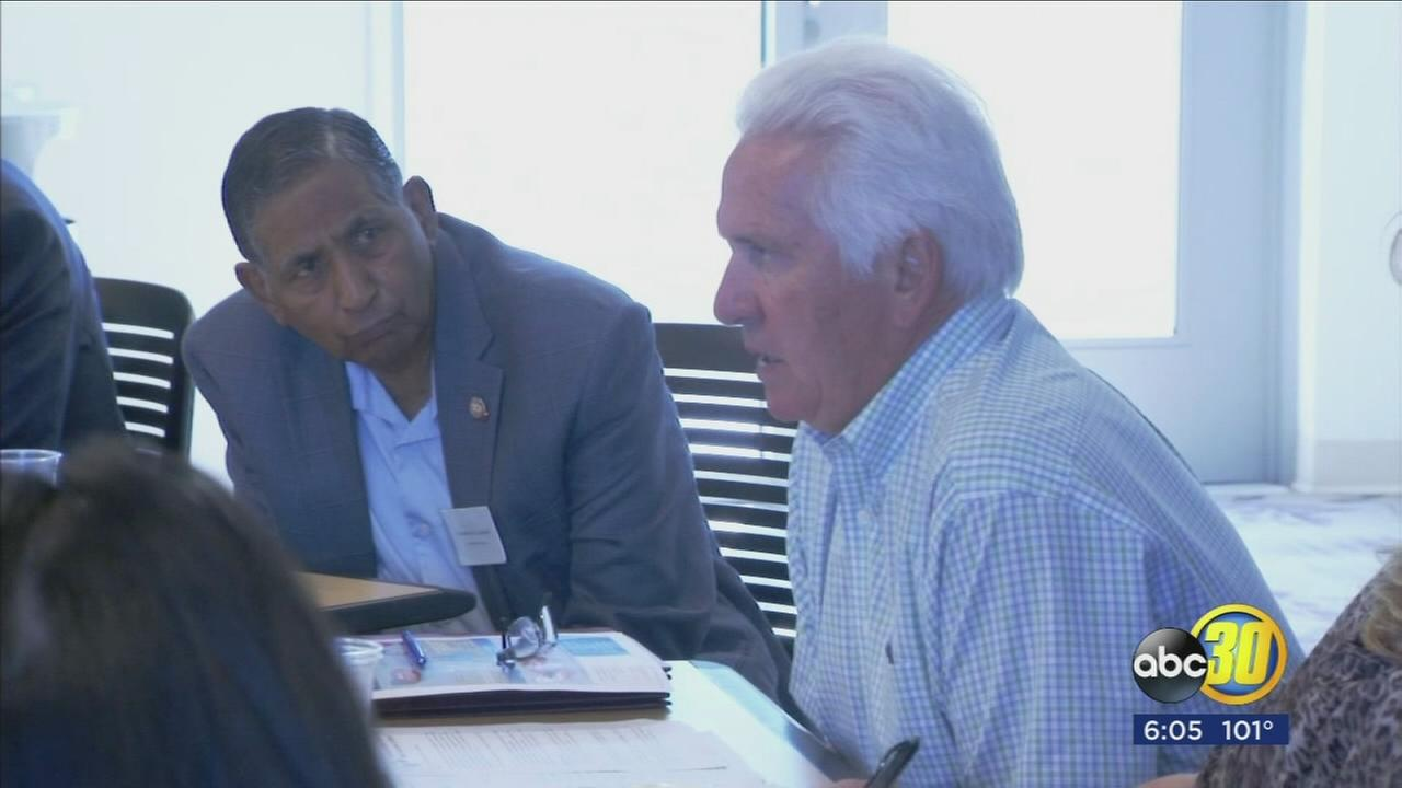 Concerned healthcare officials in Merced meet with Congressman to discuss future of health care