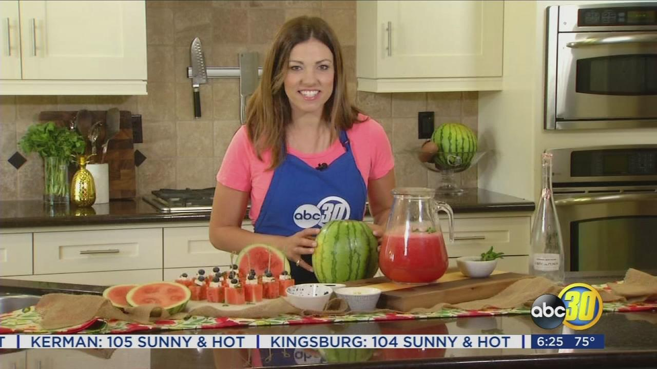Chef Shayna: Watermelon Cooler