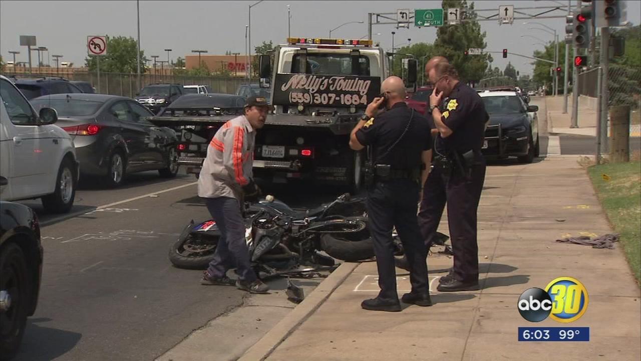 070917-kfsn-6pm-biker-crash-vid