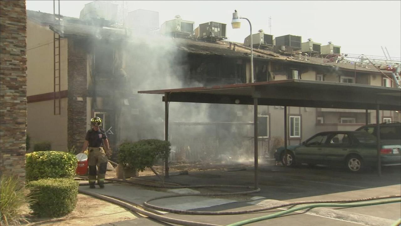Fires and floods creating a busy summer for the American Red Cross in the Valley