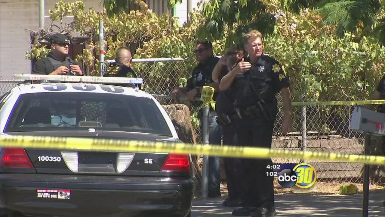 Fresno police out in force after gang-related shootings