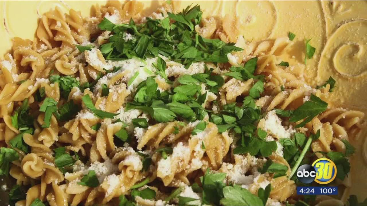 Healthy pastas for summer BBQ