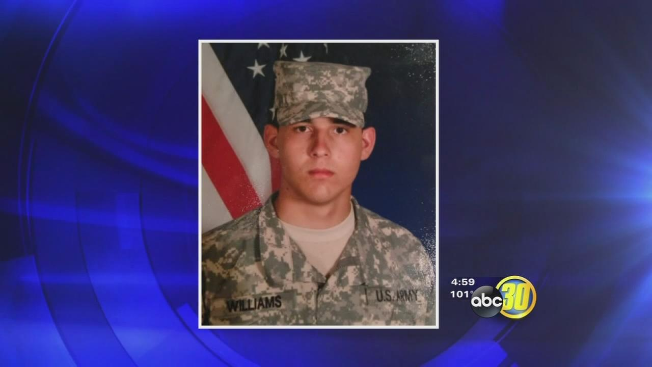 Visalia soldier killed in Afghanistan