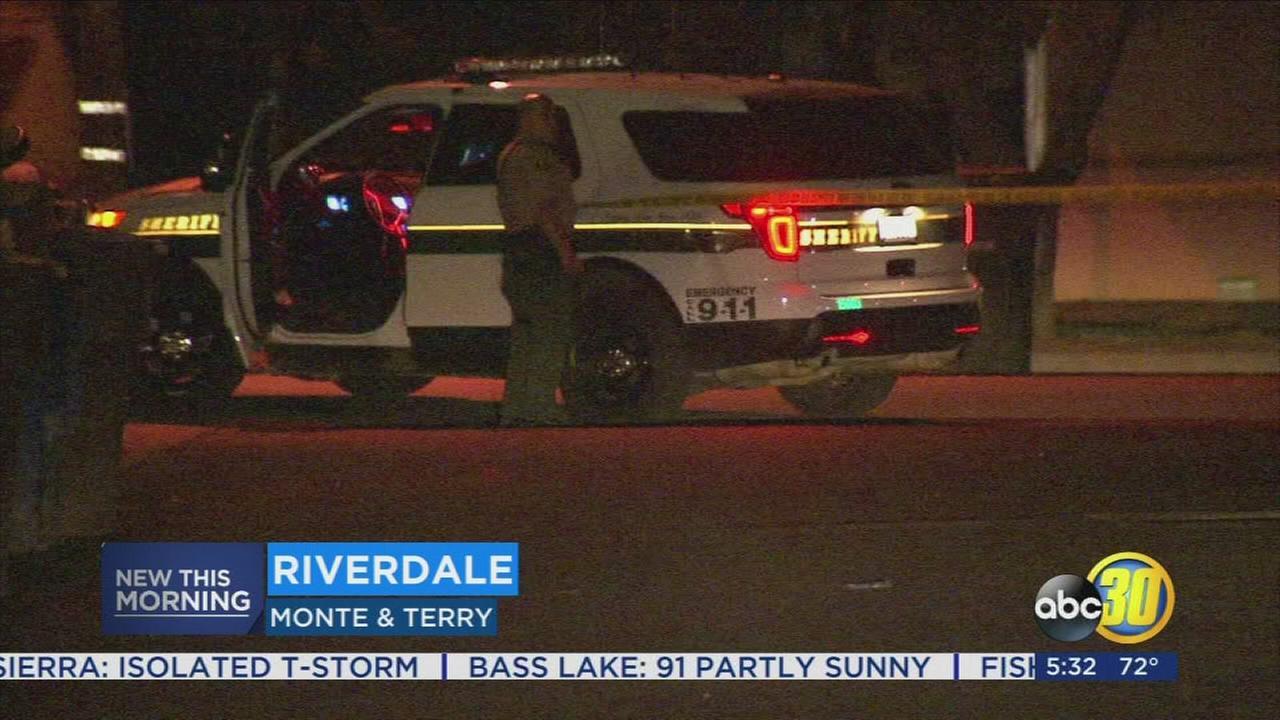 Woman injured in Riverdale shooting