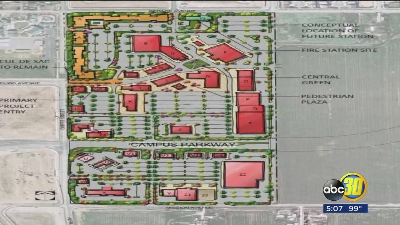 New massive retail center could soon be built in Merced
