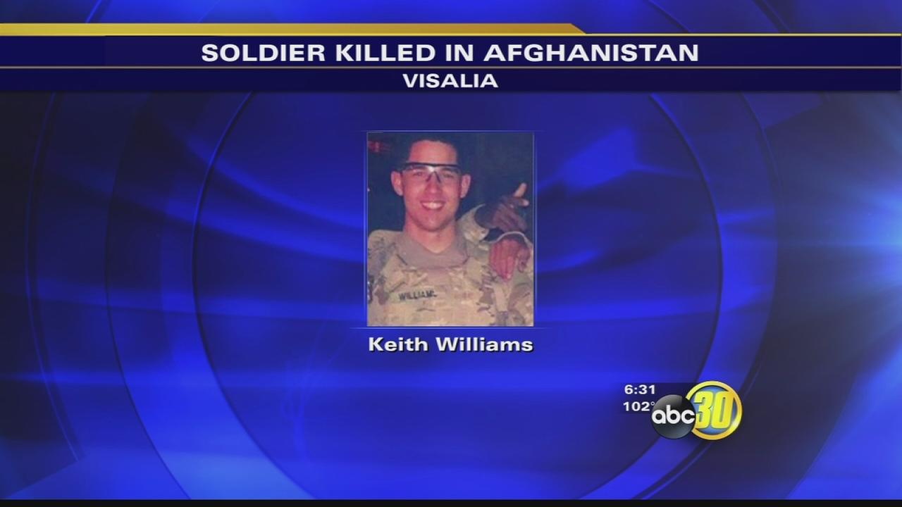Family remembers Visalia soldier killed in Afghanistan