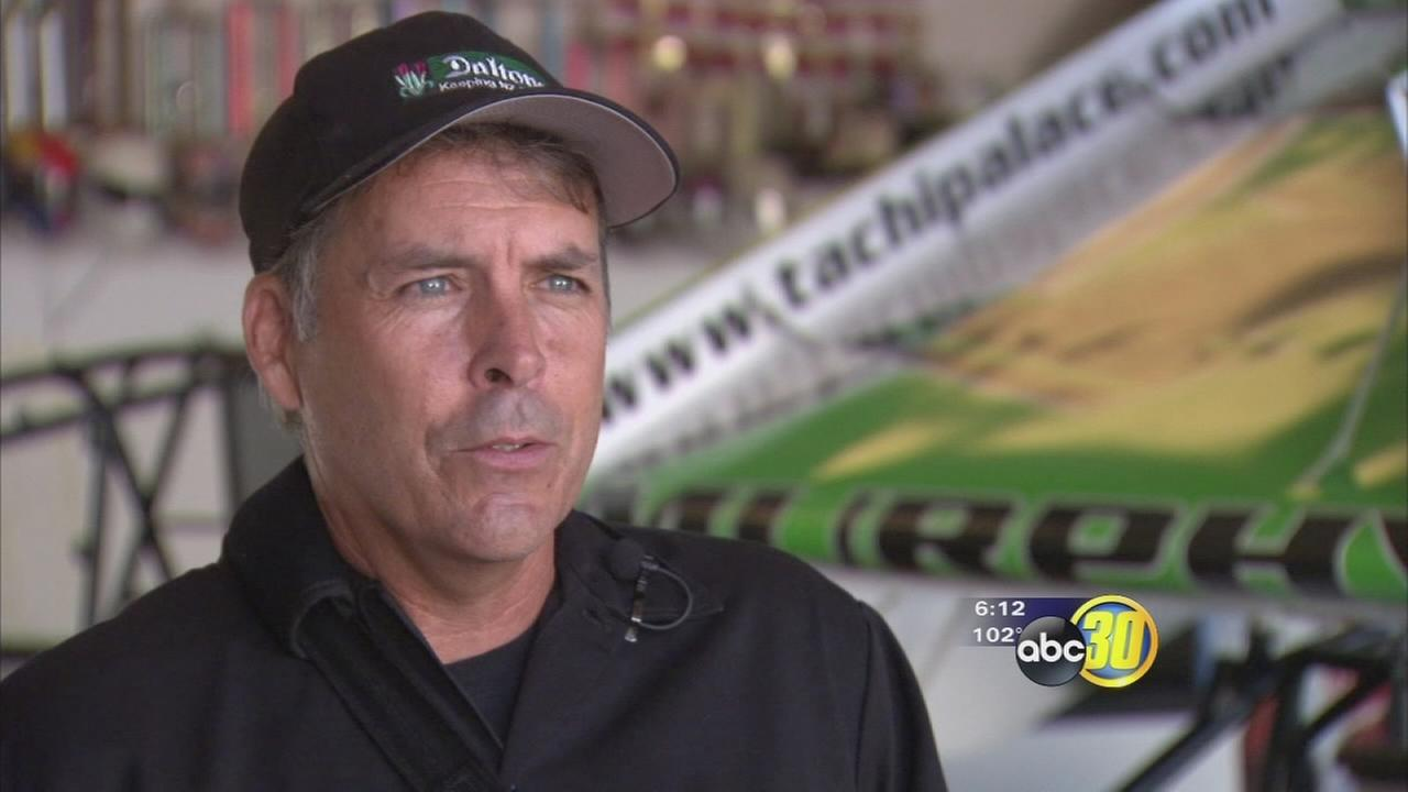 Clovis sprint racer talks about road to recovery after crash