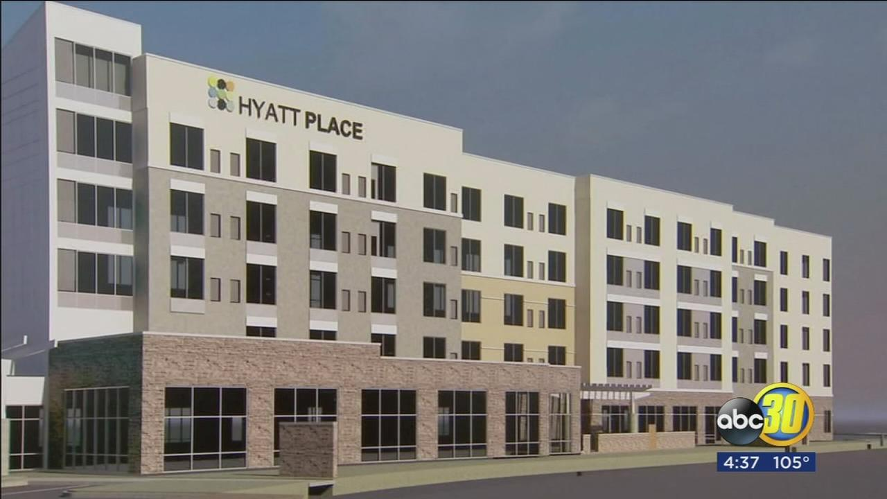Hyatt Place coming to Northeast Fresno