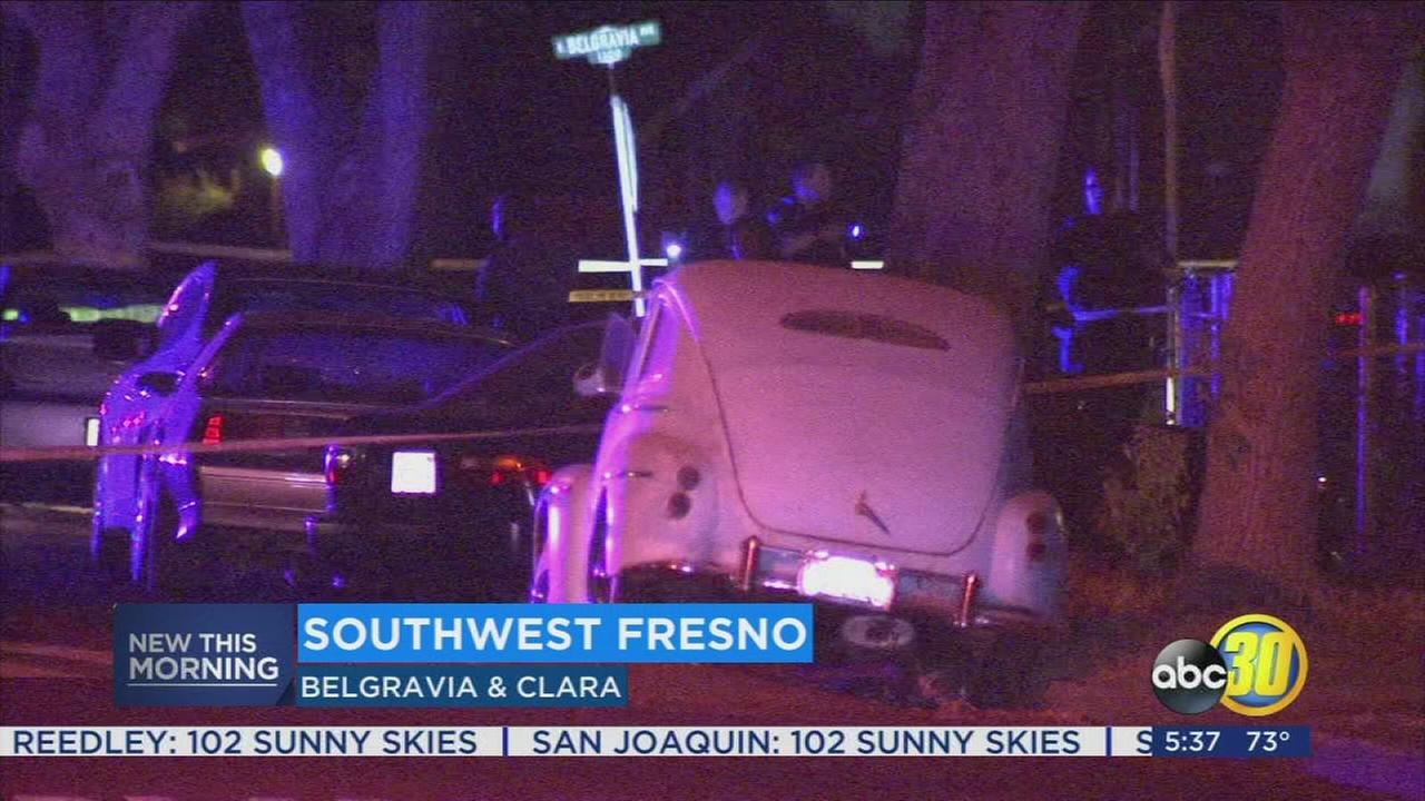 Woman shot during argument in Southwest Fresno