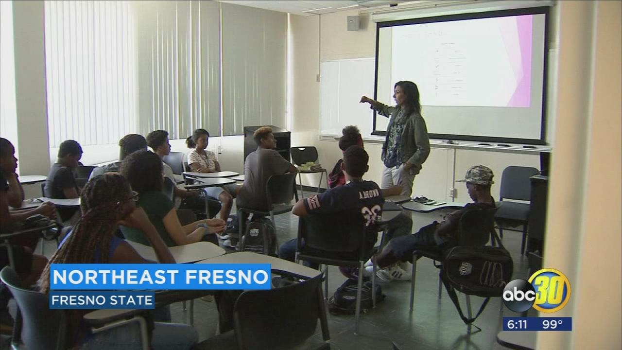 UC Merced partnering up with Fresno schools to help increase African American student population