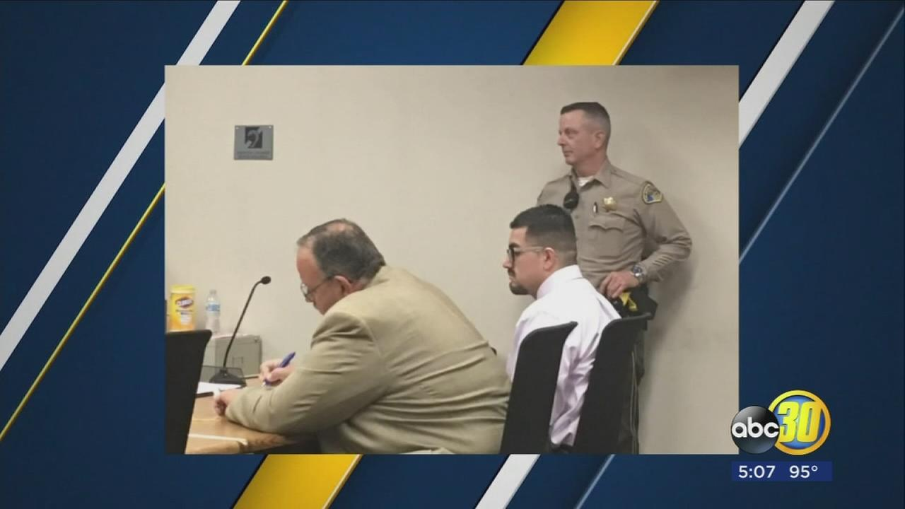 Jurors find Luis Lopez guilty on all counts for sexually abusing 2 students