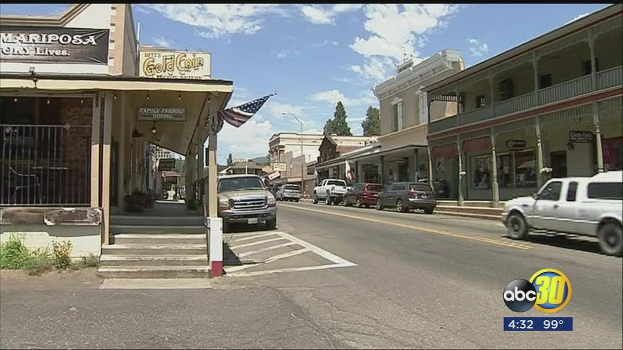 Mariposa businesses hit hard financially by Detwiler Fire
