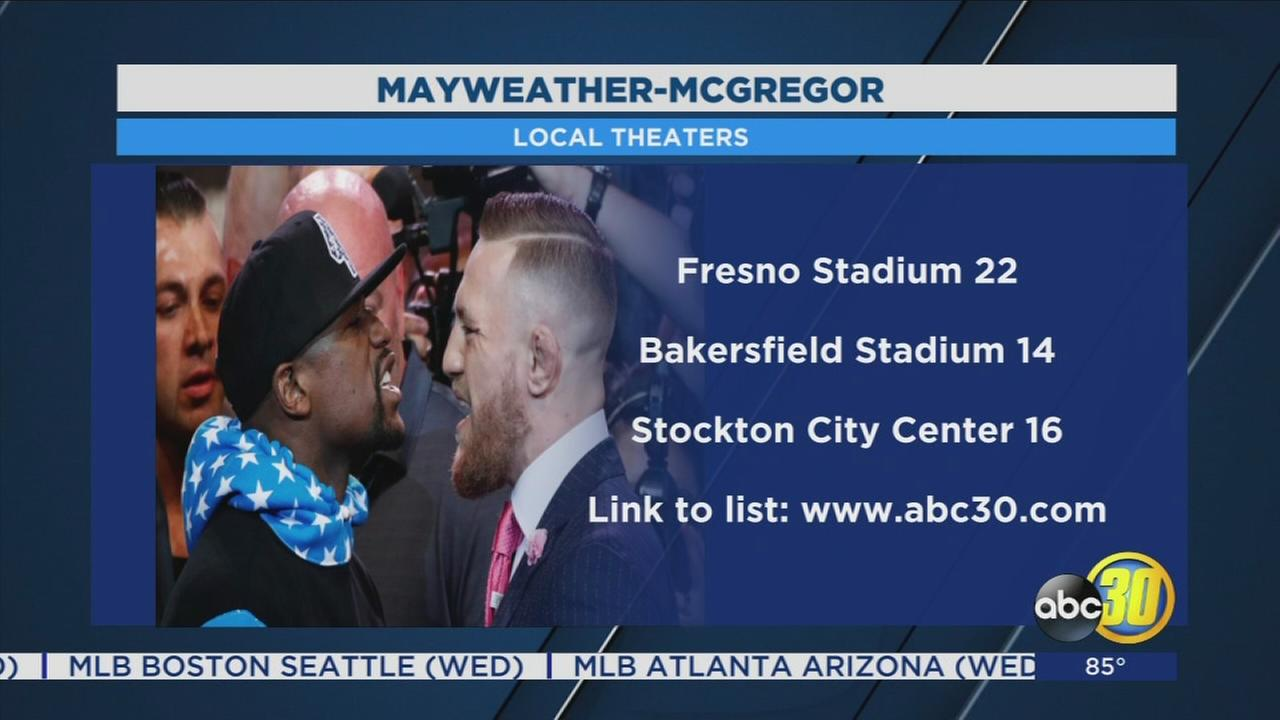 Mayweather, McGregor Fight to be show at discounted rate